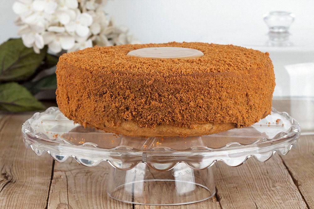 كعكة اللوتس